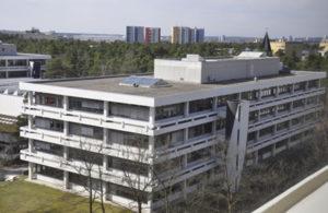 WW-Gebäude