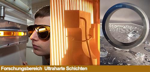 Forschungsbereich Ultraharte Schichten