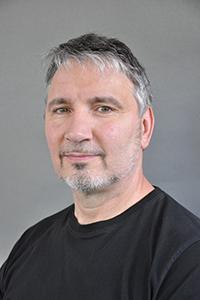 Mitarbeiterfoto Matthias Wolf