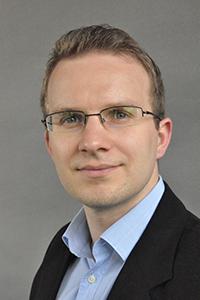 Mitarbeiterfoto Matthias Markl