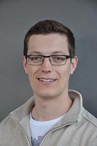 Mitarbeiterfoto Tobias Gang